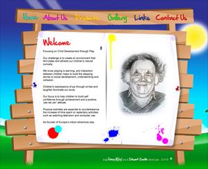Rupert Olivers Ideas Factory Website