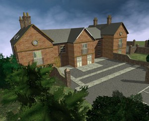 Blake House - Private New Build Visual