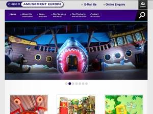 Cheer Europe Website